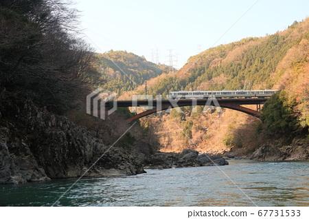 保津川 嵐山 京都 67731533
