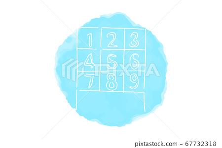 模擬手寫風格的鬆動觸摸圖標:刪除 67732318