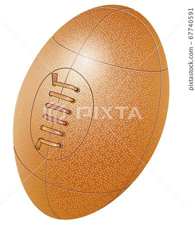 橄欖球球 67740591