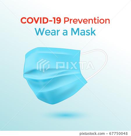 코로나 바이러스 예방,마스크 67750048
