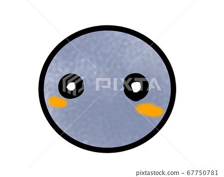 太陽系行星插圖,水星 67750781
