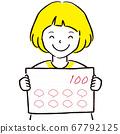 그린 1color 여자 100 점 67792125