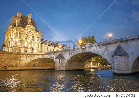 프랑스 파리 풍경 67797401