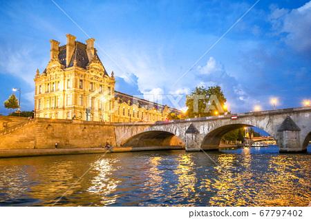 프랑스 파리 풍경 67797402