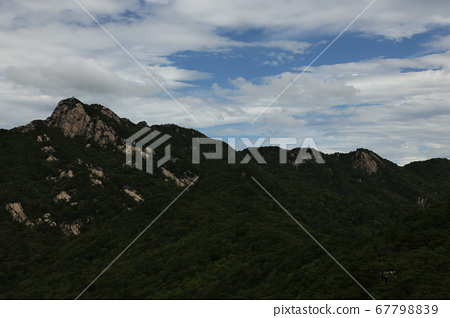 북한산.국립공원.보현봉.형제봉 67798839