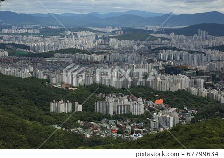 국립공원.북한산.형제봉.보현봉 67799634