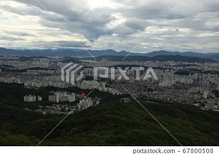 북한산.국립공원.보현봉.형제봉  67800508