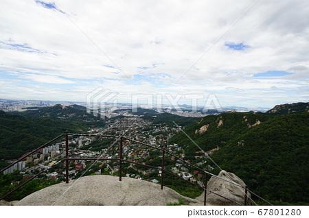 국립공원.북한산.보현봉.형제봉  67801280