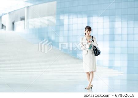 여성 정장 통근 67802019