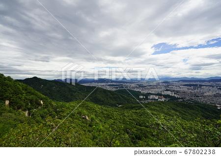 국립공원 .북한산.보현봉.형제봉  67802238
