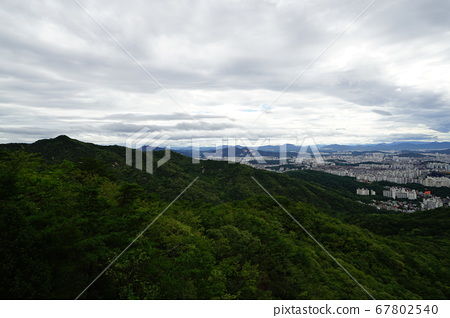 국립공원.북한산.보현봉.형제봉  67802540