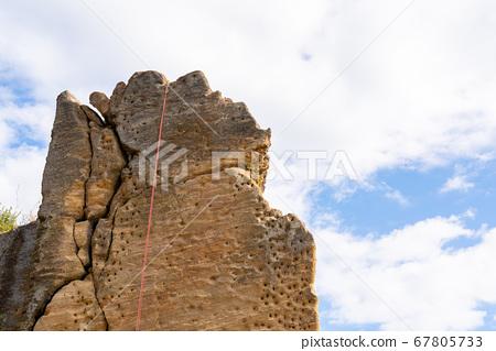 암벽 등반 67805733