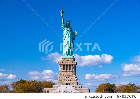 """美國""""紐約""""自由女神像 67837086"""