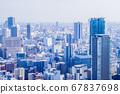 <Osaka> Urban landscape 3 from Umeda Sky Building 67837698