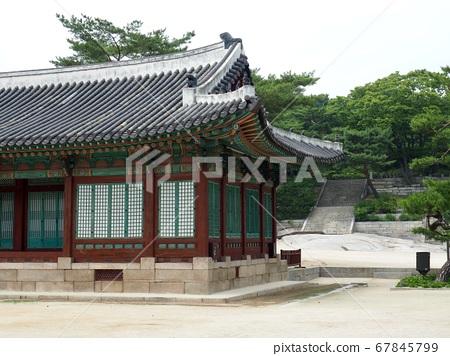 한국의 전통 궁전 창경궁, 전통건물   67845799