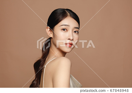Beauty Portrait Of Young Asian Woman 67848948