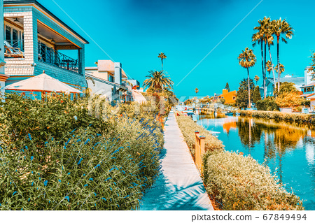 One of the most beautiful district of Los Angeles 67849494