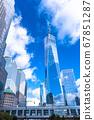 《紐約》世界貿易中心摩天大樓曼哈頓 67851287
