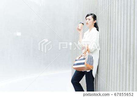 休閒商務女人 67855652