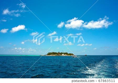 馬爾代夫海 67863511