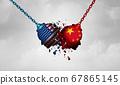 United States China Dispute 67865145