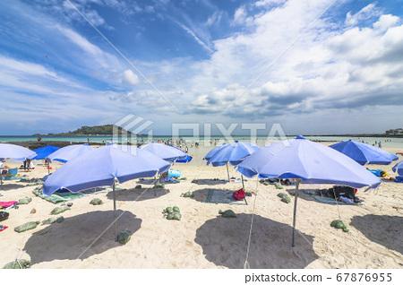 Jeju Hyeopjae Beach 67876955