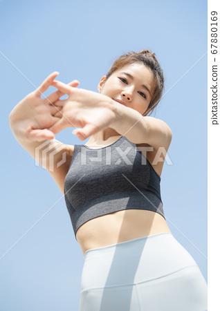 라이프스타일,여자,스포츠 67880169