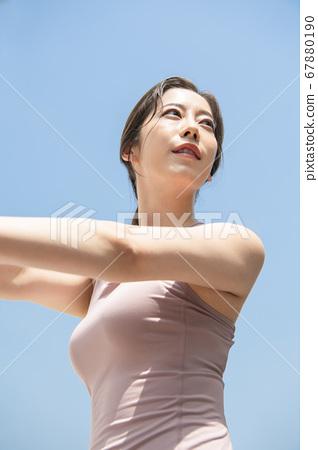 라이프스타일,여자,스포츠 67880190