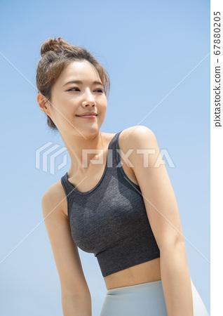 라이프스타일,여자,스포츠 67880205