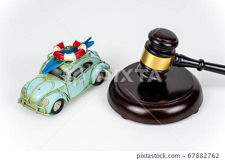 汽車和犯罪放暑假 67882762