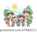 家庭旅行,露營,遠足等 67884211