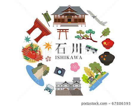 日本石川縣旅遊 67886393