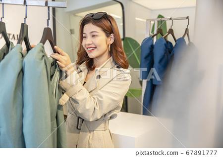 女性購物 67891777