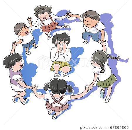 일본 노래 놀이 - 카고메 카고메 67894806