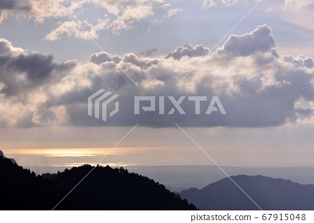山上風景-新竹,台灣    67915048