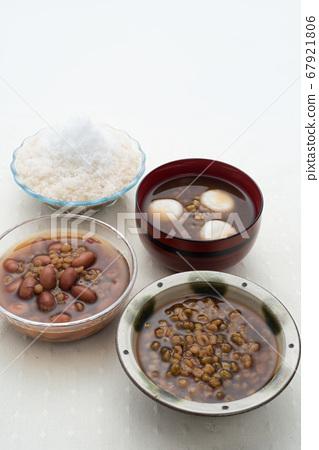 沖繩料理Amagashi沖繩zenzai 4種 67921806