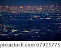 《東京》東京的夜景,超遠攝 67923775