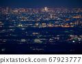 《東京》東京的夜景,超遠攝 67923777