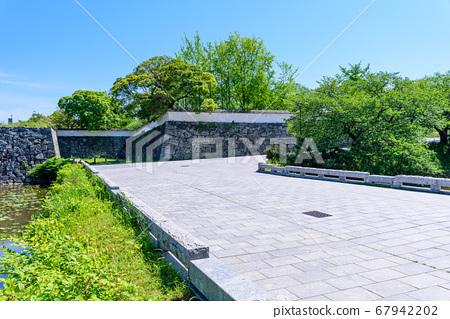 Fukuoka castle Kamiyohashi Omoto Monster 67942202