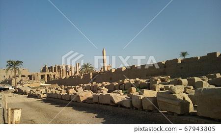 Temple of Karnak 67943805