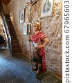 Roman soldier 67965603