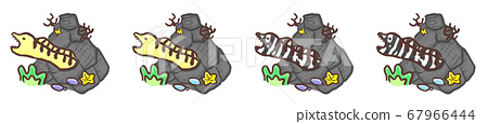 R:更童話般的水族館海鰻斑馬海鰻 67966444