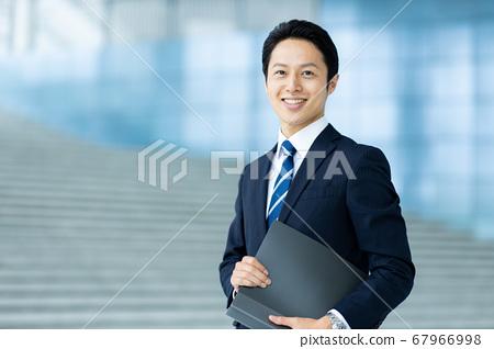 Businessman male office building 67966998