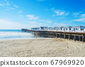 Crystal pier in Pacific Beach 67969920