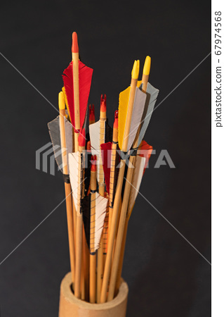 Colourful Arrows 67974568
