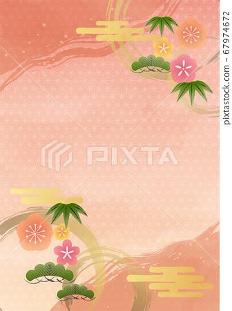 霞雲 일본식 디자인 67974672