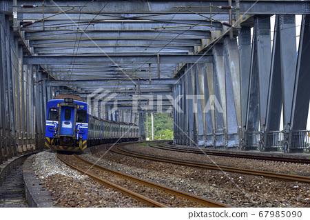 交通建设,铁桥,运输,宜兰,火车铁道 67985090