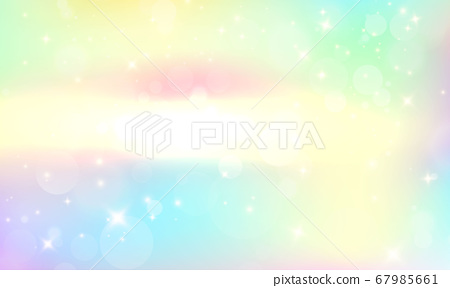 Abstract sky Pastel rainbow gradient background 67985661