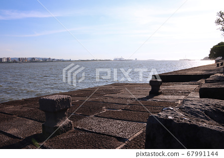 海口的碼頭 67991144