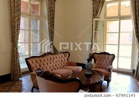 前清英國領事館內的客廳 67991145